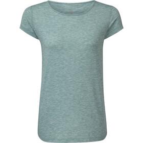 Sherpa Asha t-shirt Dames groen